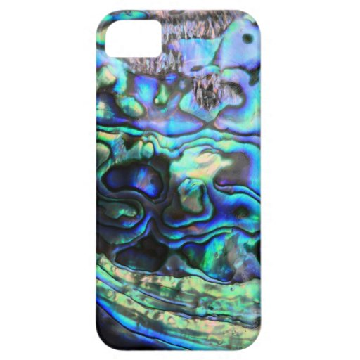 Paua Shell Iphone Case