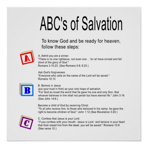 abcs of salvation coloring pages - photo #28