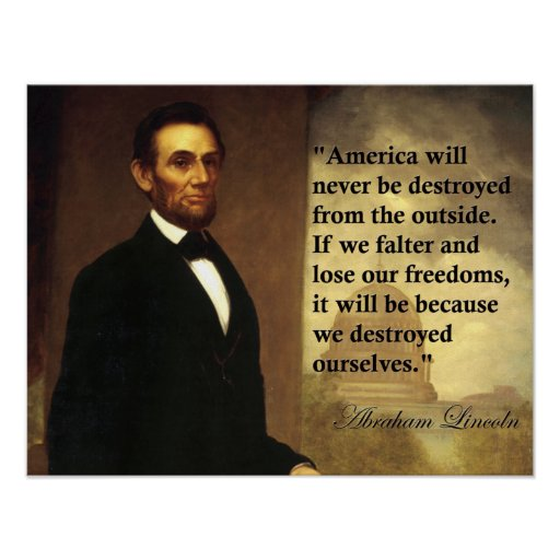 Abraham Lincoln Quotes On Poverty. QuotesGram