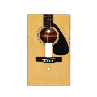 guitar light switch covers zazzle. Black Bedroom Furniture Sets. Home Design Ideas