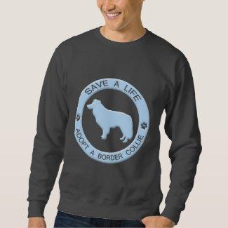Adopt a Border Collie T-Shirt