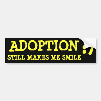 Is adoption still stigmatized