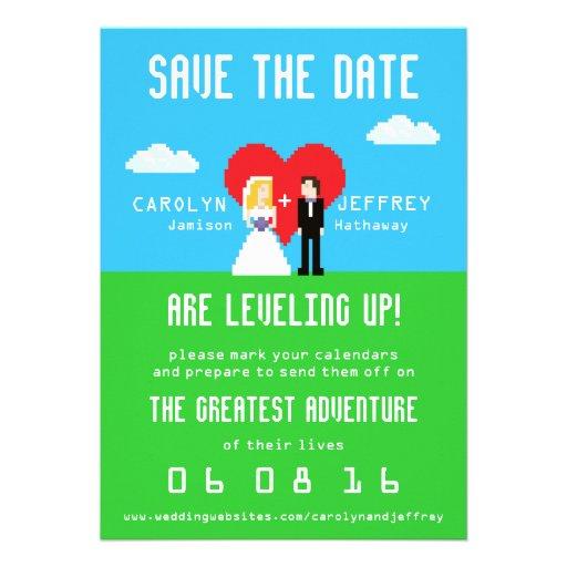 Nerdy Wedding Invites: 1,000+ Nerd Invitations, Nerd Announcements & Invites