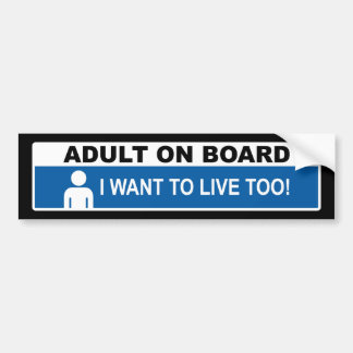 Funny Baby On Board Stickers Zazzle