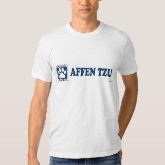 Affen Tzu Blue Tee Shirt