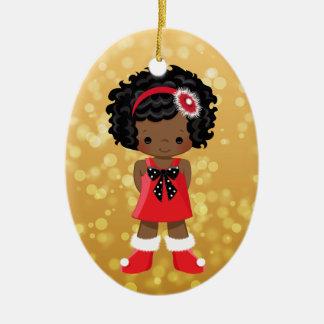 African American Ornaments & Keepsake Ornaments | Zazzle