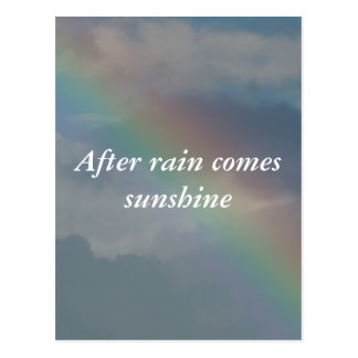 rainbow sayings cards zazzle. Black Bedroom Furniture Sets. Home Design Ideas