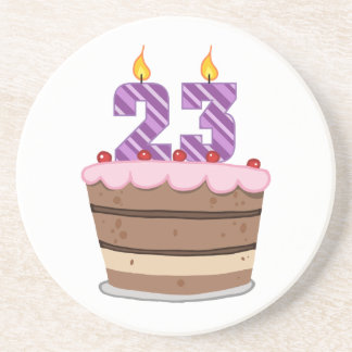 23 Year Old Birthday Cake Gifts T Shirts Art Posters