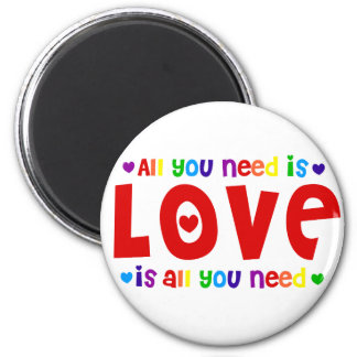 All you need is gay love