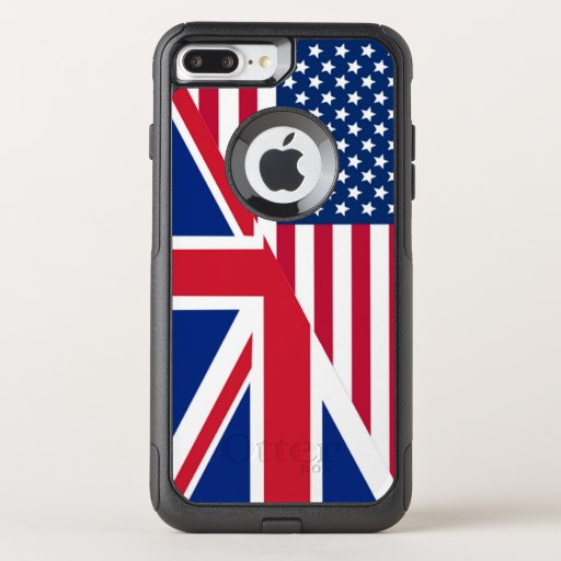 American Flag Otterbox Iphone  Plus