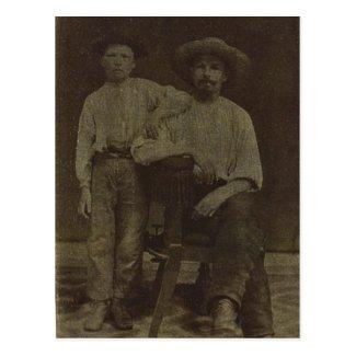 American Man & Son circa 1860
