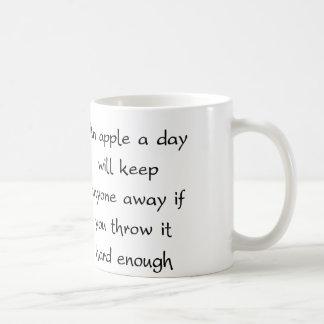 Apple Mugs, Apple Coffee Mugs, Steins & Mug Designs