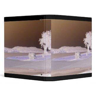 An Ice Age Binder binder