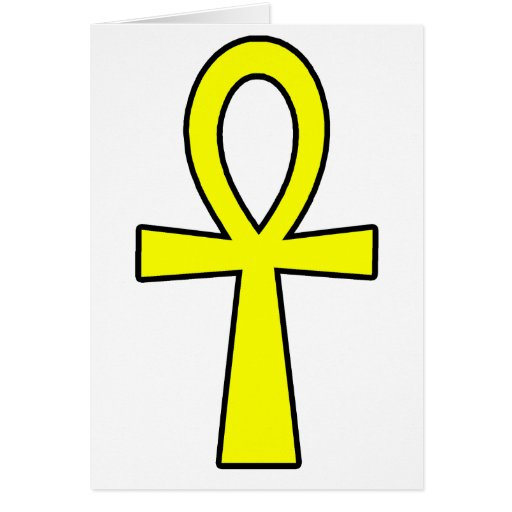 Egyptian Symbol For Love Life And Loyalty Ankh Egyptian Hierogly...