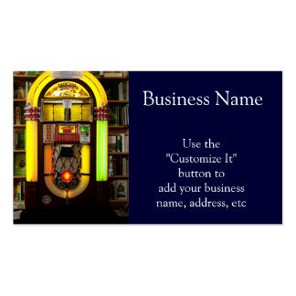 Business Cards: Business Cards Jukebox