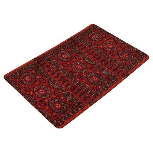 Antique Oriental Rug Design Floor Mat Zazzle