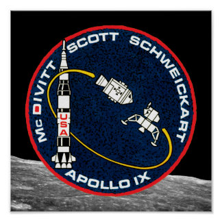 nasa patches poster - photo #11