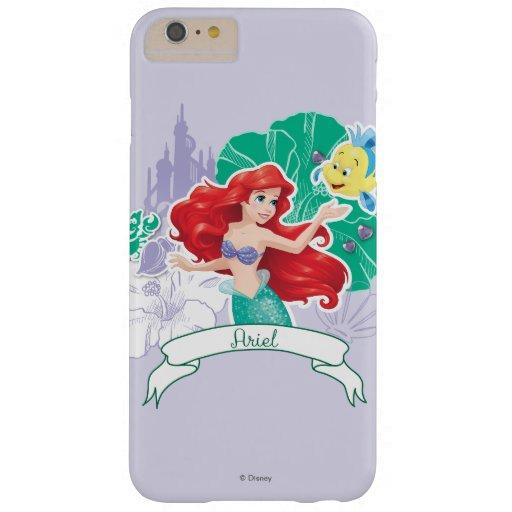 Ariel Iphone  Plus Case