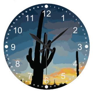 Southwestern Clocks Amp Southwestern Wall Clock Designs Zazzle