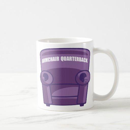 Armchair Quarterback Coffee Mug | Zazzle