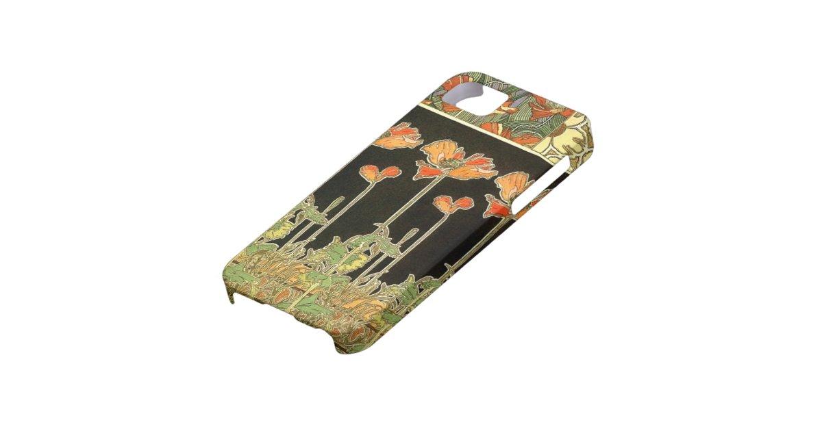 Mucha Iphone Case