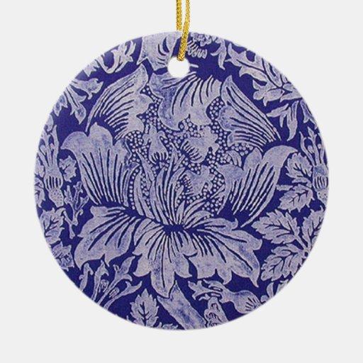 art nouveau rose thistle ornament zazzle. Black Bedroom Furniture Sets. Home Design Ideas