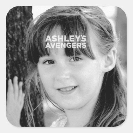 Www Ashleys Com: Ashley's Avengers Sticker