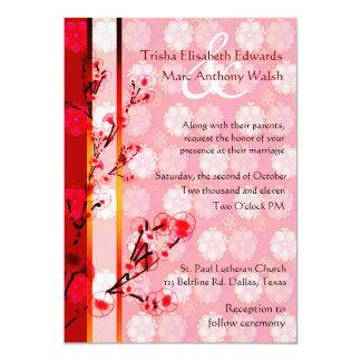 Asian Wedding Invitation 76