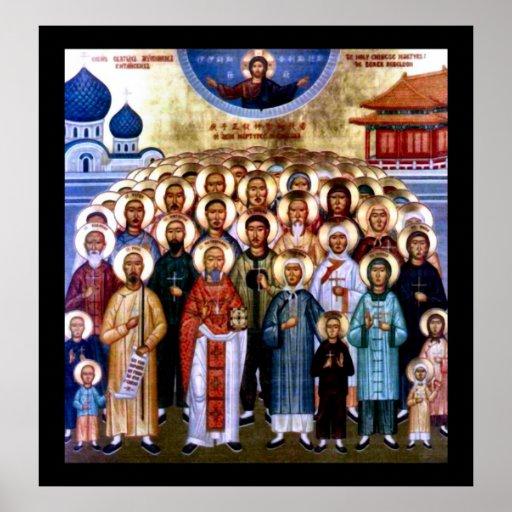 Asian Saints 50