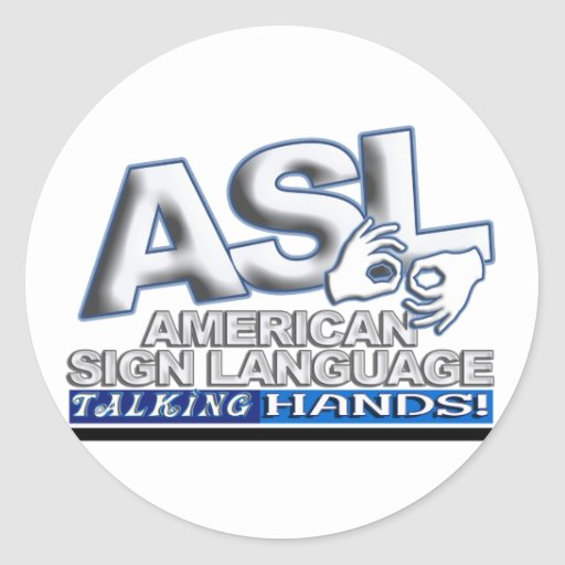 asl stickers