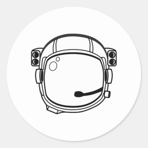 astronaut stickers-#5