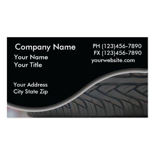 Automotive: Automotive Business Cards