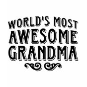 Awesome Grandma shirt