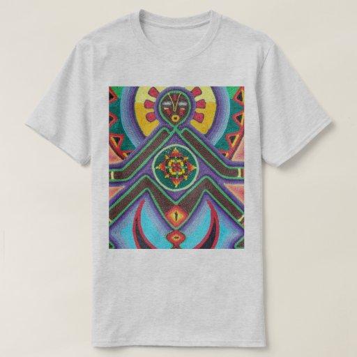 Ayahuasca Art T-Shirt | Zazzle