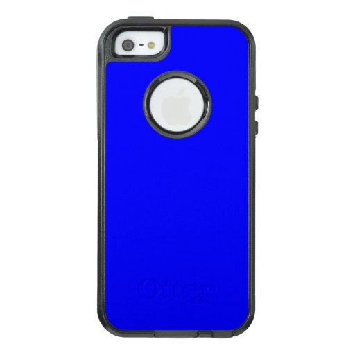 Blue Otterbox Iphone S