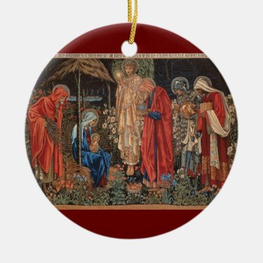 Christmas Decorations Religious: Jesus Ornaments & Jesus Ornament Designs