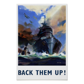 Vintage Military Poster 66