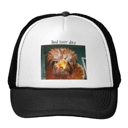 Bad Hair Day Vintage: Bad Hair Day Hat