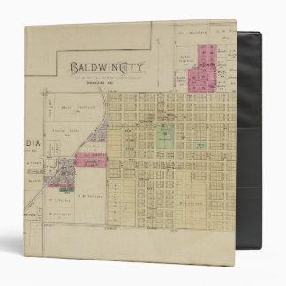 kansas city 3 ring binders zazzle. Black Bedroom Furniture Sets. Home Design Ideas