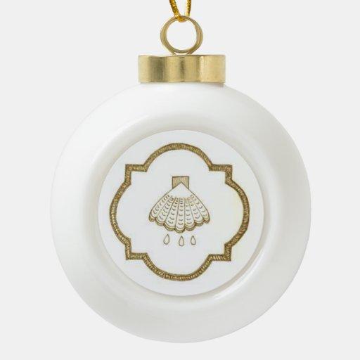 Baptism Ornaments Christening Christmas Ornaments: Baptism Ornament