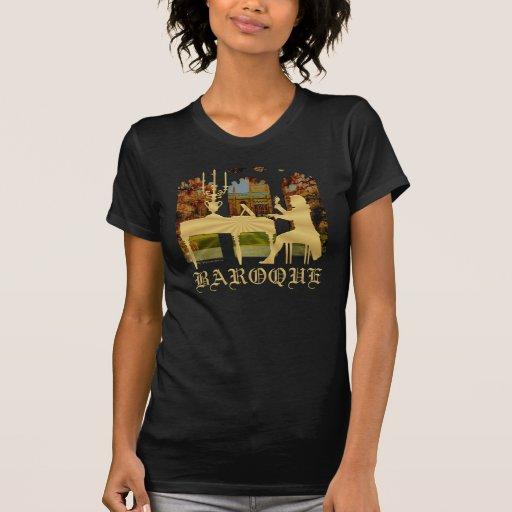 Baroque Harpsichord T-Shirt