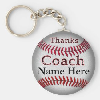 Baseball and Softball Gifts Under $5.00 Key Chain