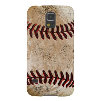 Baseball Phone Cases Rustic Old Baseball Galaxy S5 Galaxy S5 Case