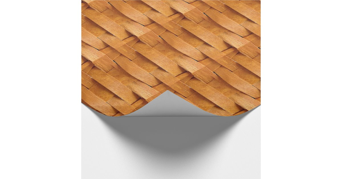 paper basket weaving template - basket weave pattern wrapping paper zazzle