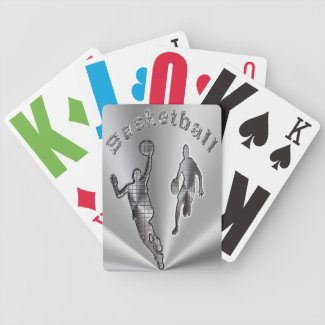 Your PHOTO Custom Playing Cards Large For Visually Impaired