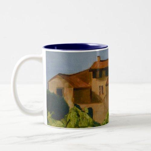 Bastide in Provence mug
