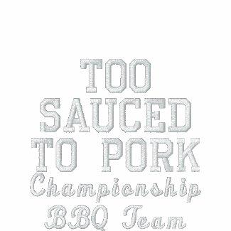 BBQ Polo embroideredshirt