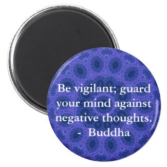 Be Vigilant Buddha - Available at Zazzle