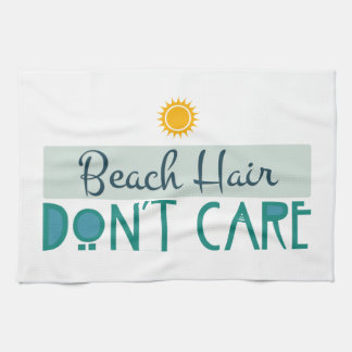 Beach Hair Dont Care Gifts on Zazzle
