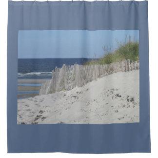 Beach Scene Shower Curtains Zazzle
